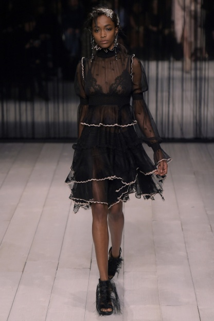 Dark Romantic Frills