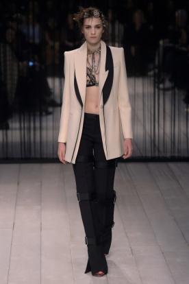 Asymmetric Lapel X Sharp Suit Jacket