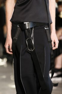 Suspenders and Belt as Playful Deconstruct
