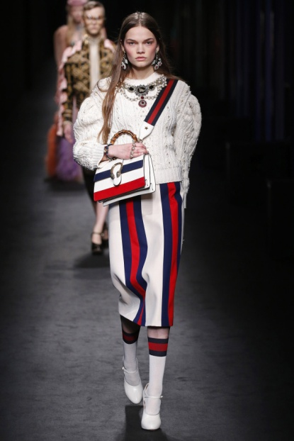 The Gucci Stripe