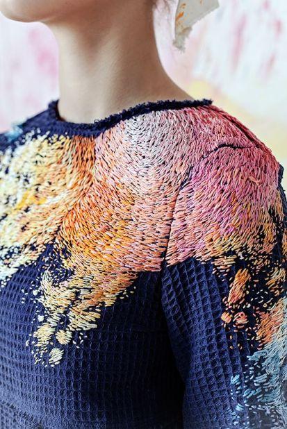Texture upon Texture, Colour upon Colour