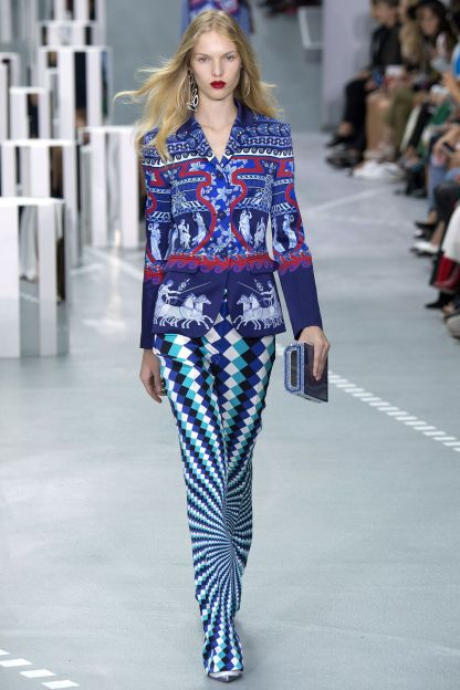 Mary Katrantzou Look 7