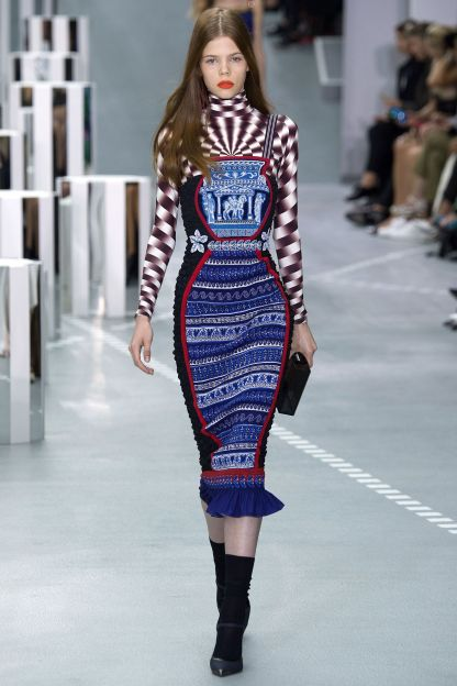 Mary Katrantzou Look 9