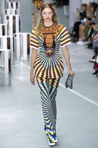 Mary Katrantzou Look 1