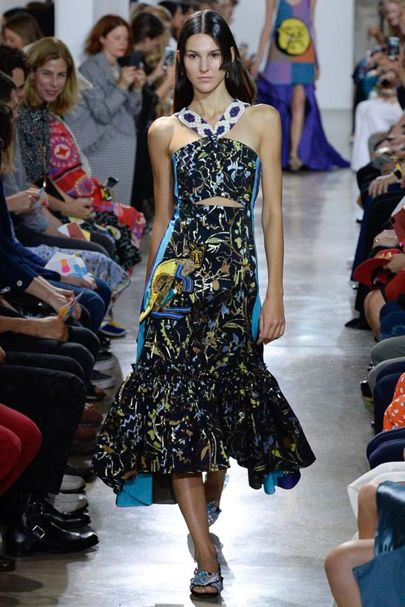 Peter Pilotto Look 24