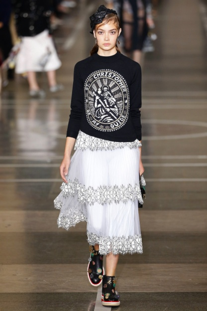 Christopher Kane Look 23