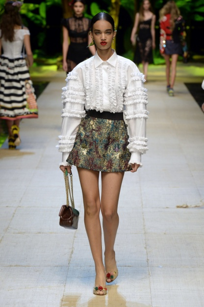 Dolce and Gabbana Look 9
