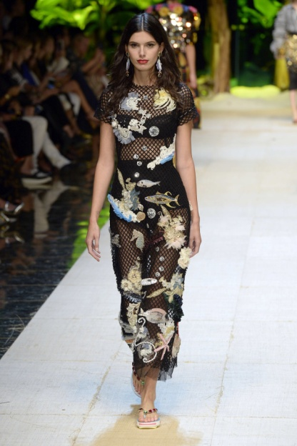 Dolce and Gabbana Look 72