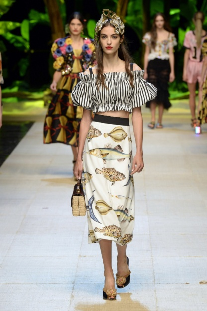 Dolce and Gabbana Look 68