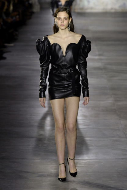 Saint Laurent Look 1