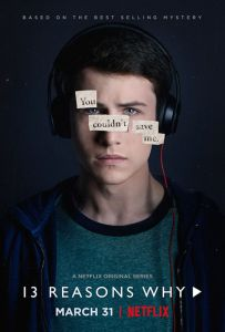 13 Reasons Why Character Poster Clay Jensen