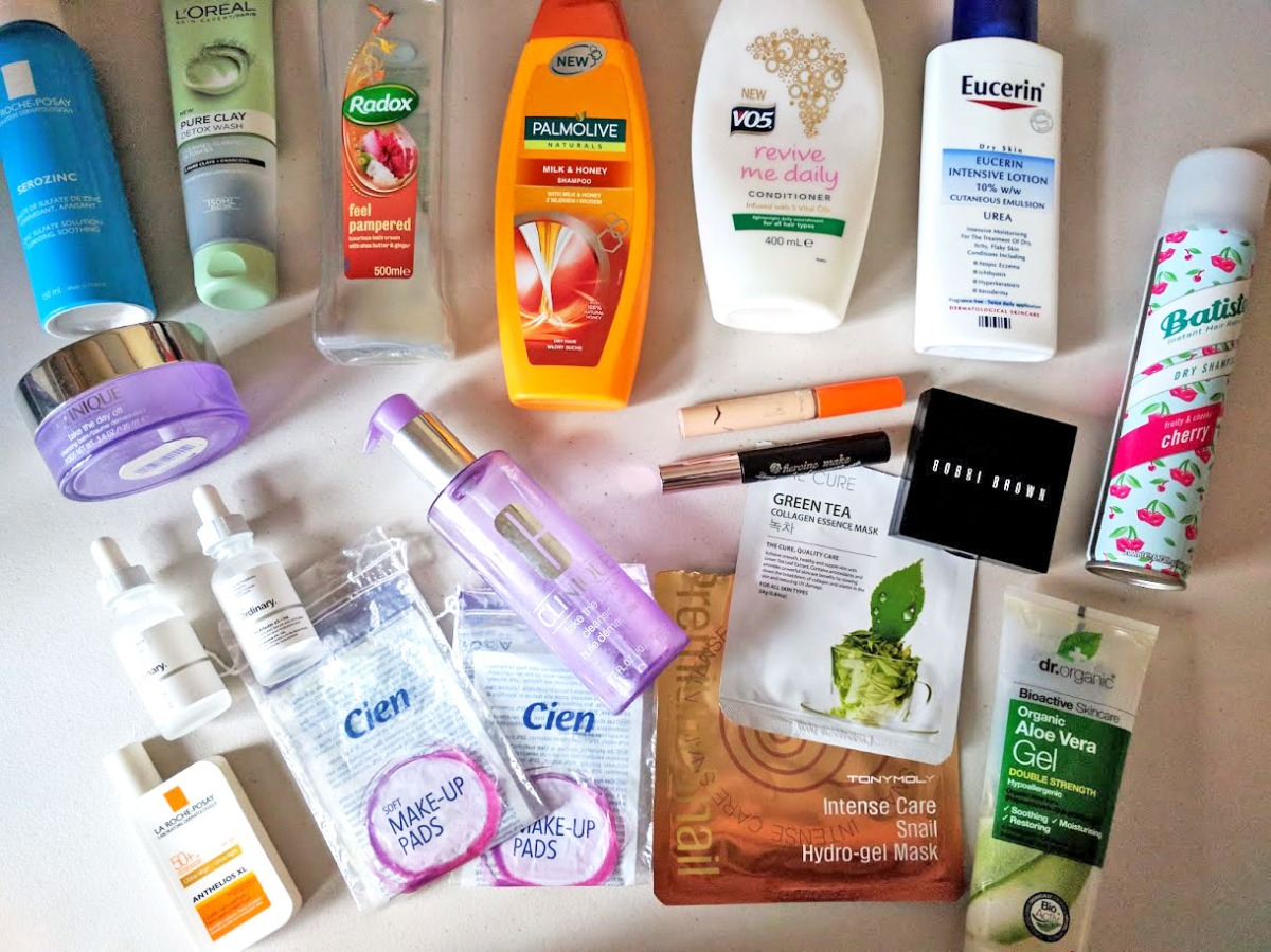 The Beauty Clean-Up #7 (empties) | HUGE Edition Once Again!