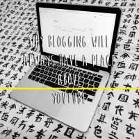 Why Blogging Will Always Have a Place Above YouTube
