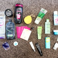 The Beauty Clean-Up #10 (empties)